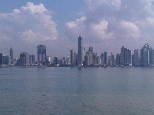 Panama City Fevrier 2011